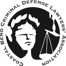 Coastal Bend Criminal Defense Lawyers' Association logoCoastal Bend Criminal Defense Lawyers' Association logo