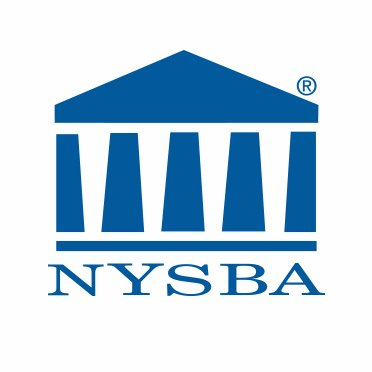 New York Bar Association logo